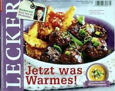 Lecker   Heft  Januar / Februar 2014