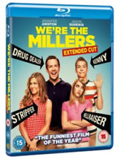 We're The MILLERS Extended Cut 5051892140522 Blu-ray Region B