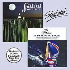 Da Makani Niteflite Shakatak Audio CD