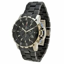 Cerruti analog Casual Herren Watch schwarz CRA078Z221H