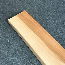 Fensterbank Buche mit Kern Massiv Holz mit Baumkante Fensterbrett Brett Bohle !!