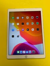 Apple iPad Pro 1st Gen 128GB Wi-Fi + 4G (Unlocked) 12.9 in - Gold - LCD Discolor
