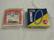 NOS Rings, Wiseco Evo X-Ring +.010 & Hastings XL1100 +.020, Harley