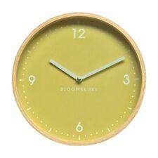 Vitus Bloomsbury Round Wall Clock Vintage Analogue Indoor Quartz Timepiece 26cm