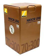 Nikon AF-P DX Nikkor 70-300mm f/4.5-6.3G ED Lens - New in Box