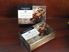 Greek Pure Olive Oil Soap Cinnamon 100g (new edition)