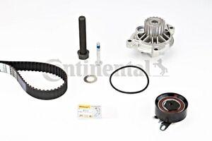 Timing Belt + Pulley Water Pump KIT CONTITECH Fits VOLVO 850 S70 2.5L V8 L6