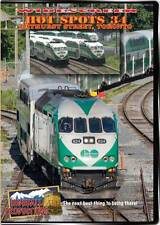 Hot Spots 34 Bathurst Street Toronto Canada DVD NEW Highball GO Transit Via Rail