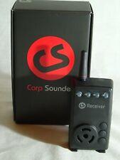 Carp Sounder CS Receiver Funkempfänger für Bissanzeiger, Empfänger Carp Sounder