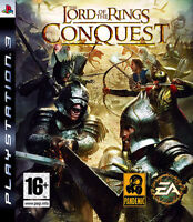 The Lord of the Rings Conquest ~ PS3 (in Great Condition)