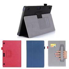 LUSSO CUSTODIA COVER PELLE PU per Lenovo Tab 3 10.1 Pollici 16GB Tablet