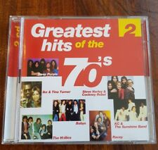 Greatest Hits of the 70'S 2 - The Hollies, Babys, Racey, Ike & Tina Turner
