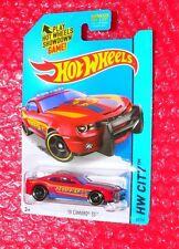 2014 Hot Wheels HW City '10 Camaro SS #42 BFF95-09B0N ERROR