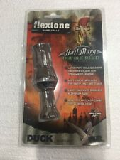 Wildgame Calls - Duck/Geese Duck-00027 Flextone Hail Mary Double Reed Duck Call
