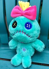 "NEW 14"" DISNEY LILO AND STITCH SCRUMP PLUSH STUFFED ANIMAL DOLL FIGURE SOFT TOY"