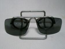 Original Oakley Square Wire Grey Polarized Sunglass Replacement Lens 60 ok2b