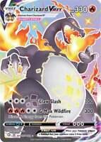 ✨ Pokemon Shiny Charizard VMAX SV108/SV122 packs ✨