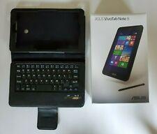 Asus VivoTab Note 8 M80TA 32GB Tablet Black Windows 10 upgrade BUNDLE