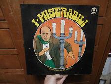 * 2 Lp Bentler I miserabili 1970 RARE RARO vinile disco album gatefold *