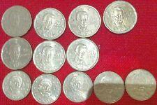 ► LOT X 12 PIECES EUROS GRECE  0,10 CENT + 0,20 CENT ETAT COURANT ++ A VOIR ! ◄