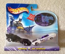 Hot Wheels Batman Vs. The Penguine 2003 Mattel NIP