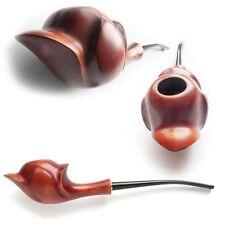 "Long CHURCHWARDEN Wooden Tobacco Smoking Pipe/Pipes 8.2"" HOBBIT * Lilia *"