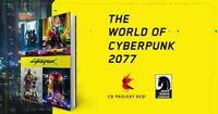 World of Cyberpunk 2077 Artbook