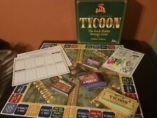 Tycoon Stock Market Game_Deluxe Edition_Vida Games_New York_Adult Game