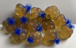 1  Dozen (12) Cured BLUE Salmon Spawn Egg Sacks
