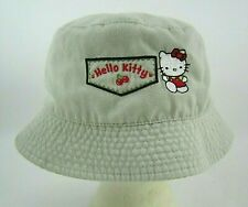 Sanrio Hello Kitty with Cherries Summer Bucket Hat - Same Day Shipping