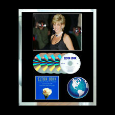 More details for elton john candle in the wind  multi cd / photo display