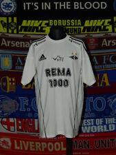 5/5 Rosenborg boys 13-14 years 164cm MINT football shirt jersey trikot soccer .
