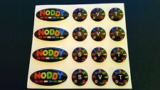NODDY Ovals & Dial Set for the Delkim TXI PLUS EV Stickers/decals