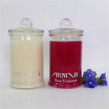 Highly Scented 100% Natural Soy Wax Candle 30 hr Burn Time