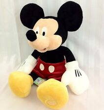 """Nice Plush MICKEY MOUSE 18"""" Foam & Polyester/ NO PELLET Fill"""