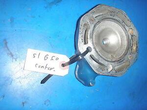POLARIS SL 650 CENTER CYLINDER/PISTON AND HEAD