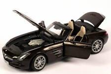 Minichamps Mercedes Benz SLS AMG Roadster Sepang Brown 1:18 Dealer Edition Rare!