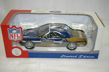 4 Pc St. Louis Rams 2002 FORD THUNDERBIRD Die-cast Car 1:24 Scale Wholesale Lot