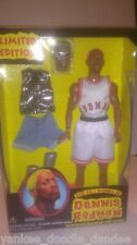 DENNIS RODMAN BAD AS I WANNA BE 12 INCH DOLL LIMITED EDITION ACTION FIGURE