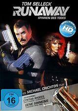 RUNAWAY (1984 Tom Selleck)  DVD - New & sealed PAL Region 2