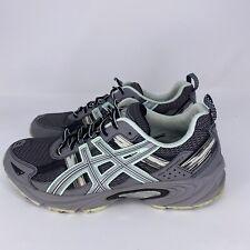 Asics Gel Venture 5 Women's Size 8.5 Athletic Running Walking Shoes Gray Green