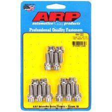 ARP Bolts 444-1202 Mopar 340-360 Stainless Steel 12pt header bolt kit