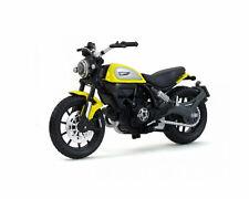 MAISTO 1:18 Ducati Scrambler MOTORCYCLE BIKE DIECAST MODEL TOY NEW IN BOX