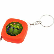 Mini Tape Measure Key Chain ~ Retractable 3 Foot / 1 Metric Meter Measuring Tape