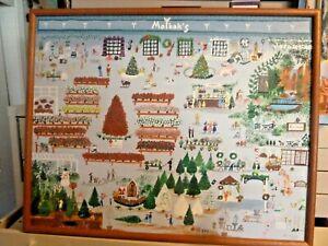 Acrylic Canvas Christmas Art Paintings For Sale Ebay
