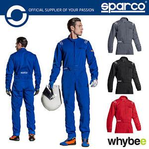 002015 Sparco MS-3 Mechanics Suit Overalls Race Pitcrew Workshop Teamwear