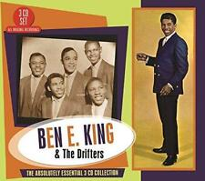Ben E King And The Drifters - The Absolutely Essential 3CD Collection (NEW 3CD)
