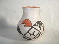 Acoma Vase Signed Acoma