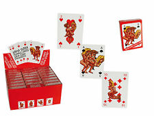 KAMA SUTRA PLAYING CARDS / NAUGHTY CARTOON ADULT PACK- FUN FOR VALENTINES NIGHT