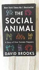 The Social Animal by David Brooks (Paperbaack 2012)